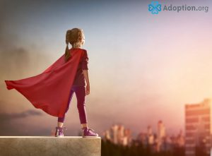 Who Is Your Adoption Hero?