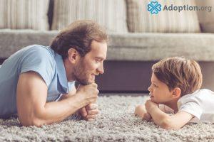 When Do Children Grasp The Concept of Adoption?