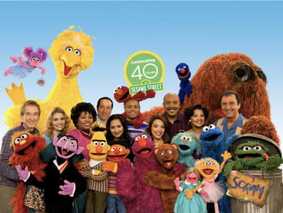 One of our favorite shows for kids is Sesame Street. We love how they address a variety of topics for kids such as race and autism.