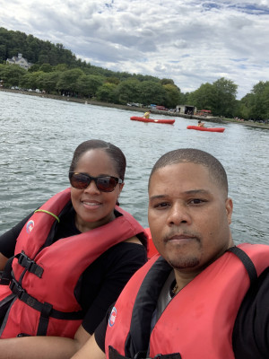 We tried kayaking this year for the first time and thoroughly enjoyed it, another outdoor favorite.