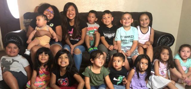 Our nieces and nephews