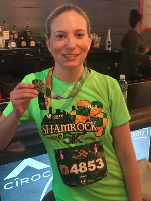 Another successful Shamrock 5K.