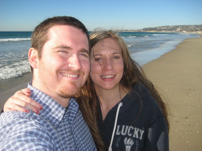 Trip to San Diego. It was Matt's first time visiting California!