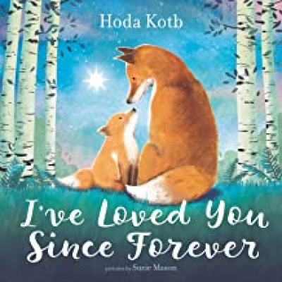 We are big fans of Hoda Kotb from the Today show. We love this book.