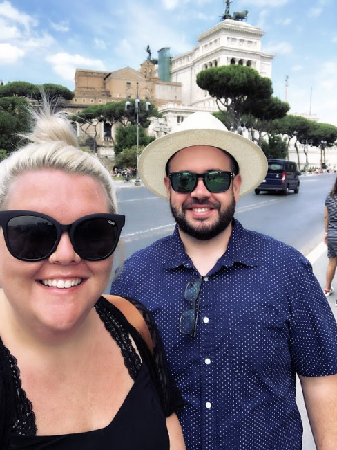 We went to Rome in July of 2019 and fell in love with Italy. The food was great and the sights were amazing!