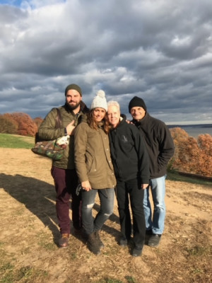 A day trip to Mt. Vernon with Jay's parents!